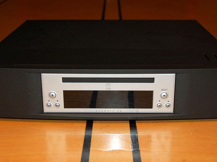 Linn Akurate superb CD Player , SACD and DVD-A Player too!
