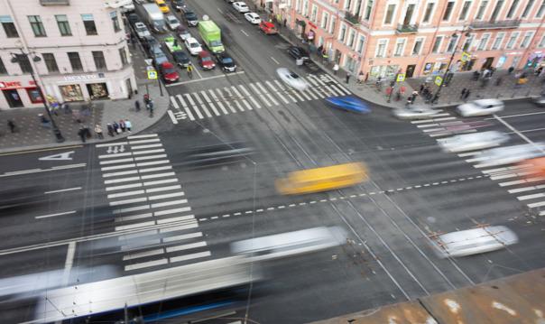 Крыши Невского проспекта