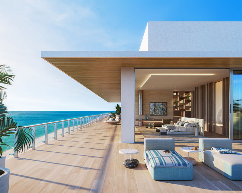 featured image for story, 57 Ocean - Miami's Haven of Tranquility and Glamour