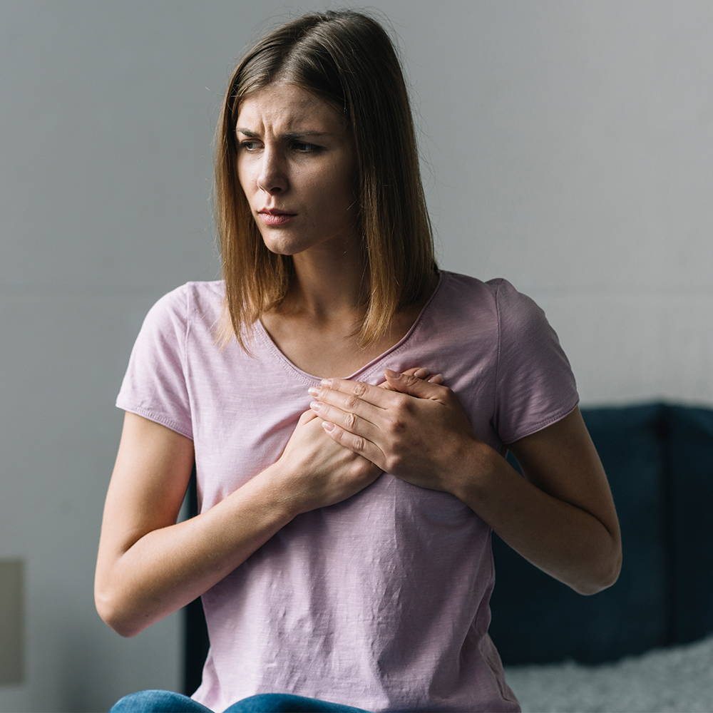 boob soreness during menopause
