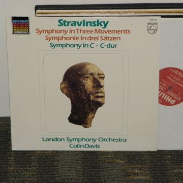Stravinsky Symphony in Three Movements