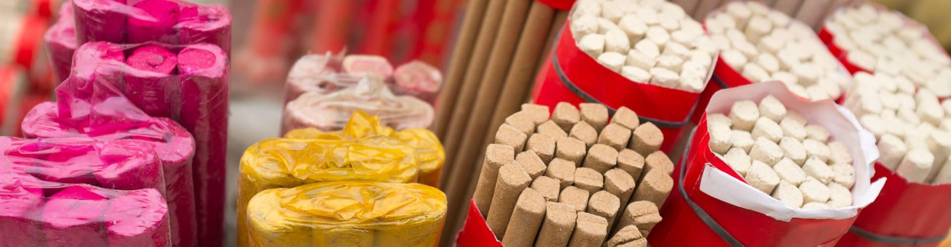 incense sticks made