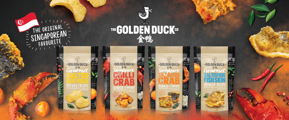 The Golden Duck Co. - Singapore Store