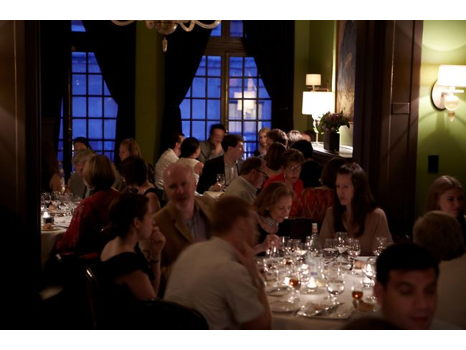 Dinner for 4 and an Intimate Peek Behind the Scenes at the James Beard House, NYC