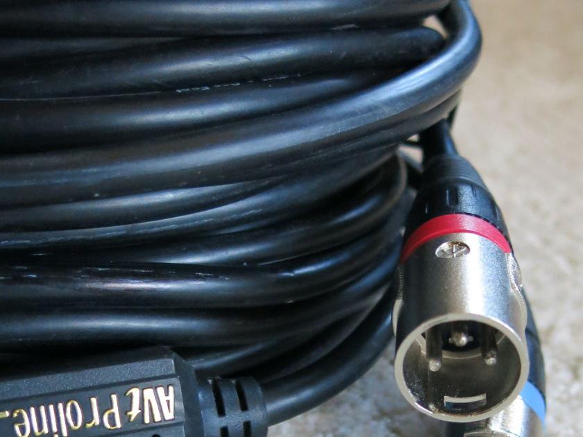 MIT Cables Proline XLR Cables
