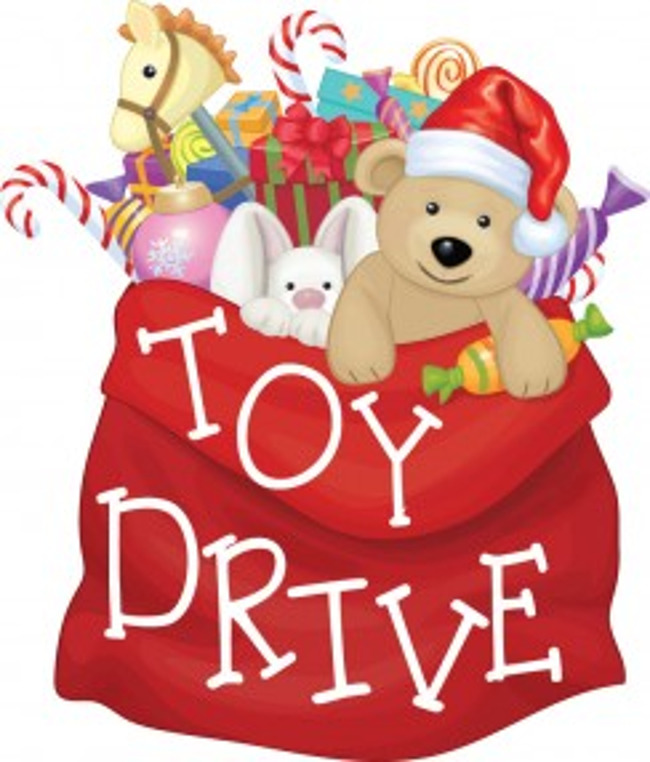 Gently Used and New Toy Drive Begins Monday November 30th