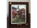 Secretariat Picture Signed by Penny Chenery