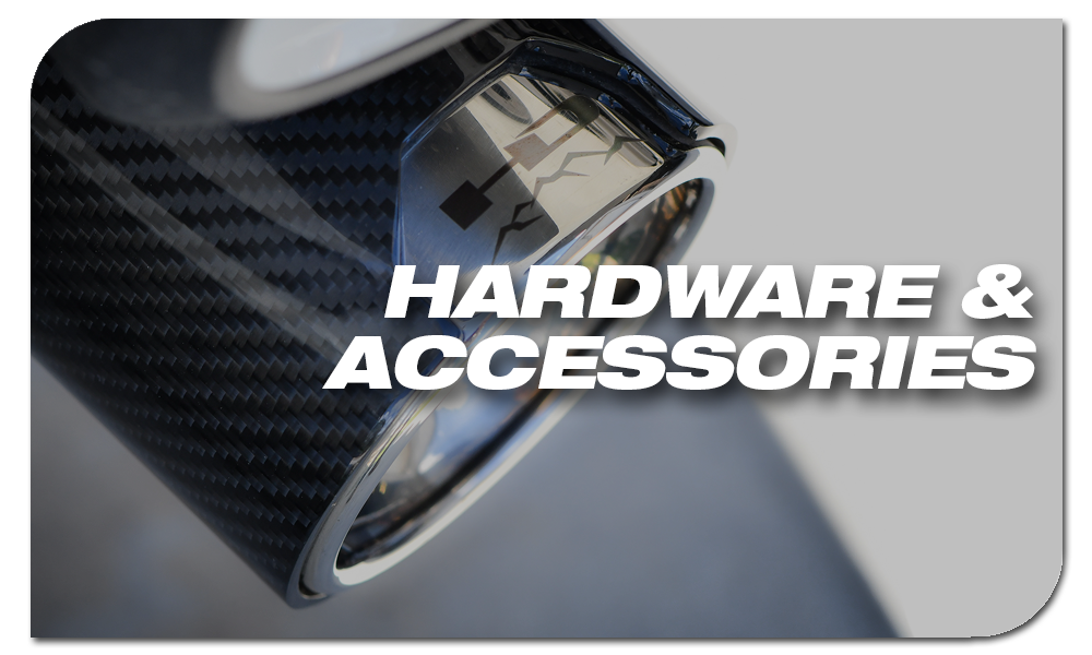 Shop HD Off-Road Branded Accessories and Wheel Installation Hardware