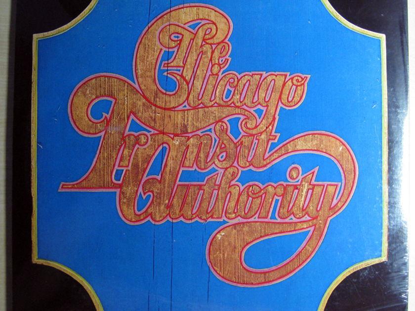 Chicago Transit Authority - Chicago Transit Authority  - SEALED Double LP1970 Columbia GP 8