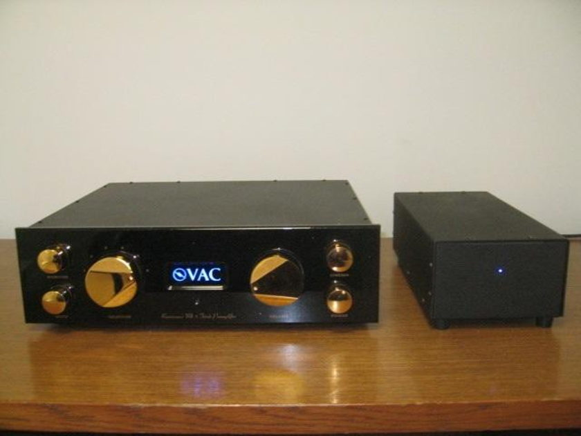 Valve Amplification Company (VAC) Renaissance Mk 3 Pre-amp w/Phono (MC/MM) ***MINT***