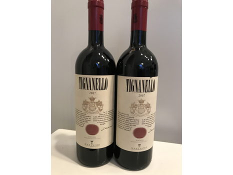 Marchesi Antinori 2007 Tignanello Red (Toscana)