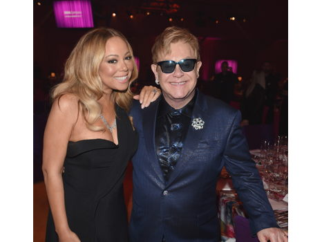 Party with the Stars at Elton John AIDS Foundation's 27th annual OSCAR Viewing Party on Sunday, February 24