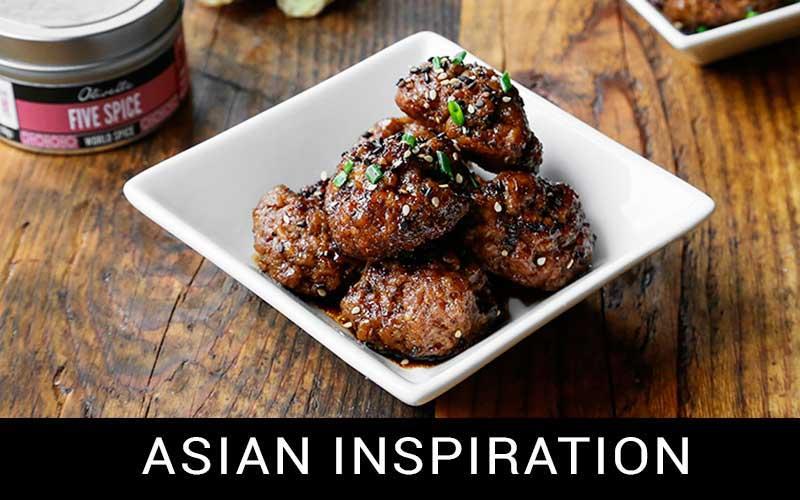 asian inspiration button