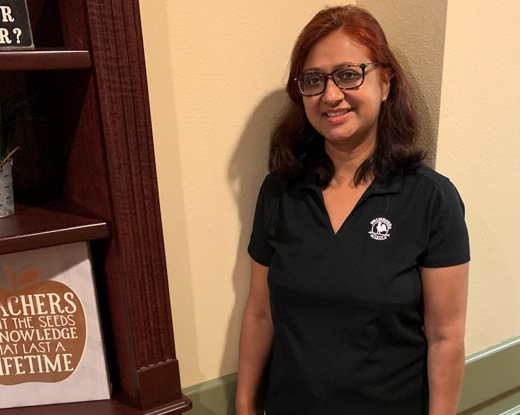 Ms. Kusum Garg , Kindergarten Support Faculty Member