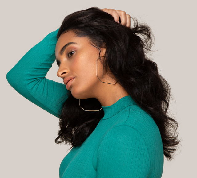 Body Wave Natural Black Lace-front-wigs Mayvenn