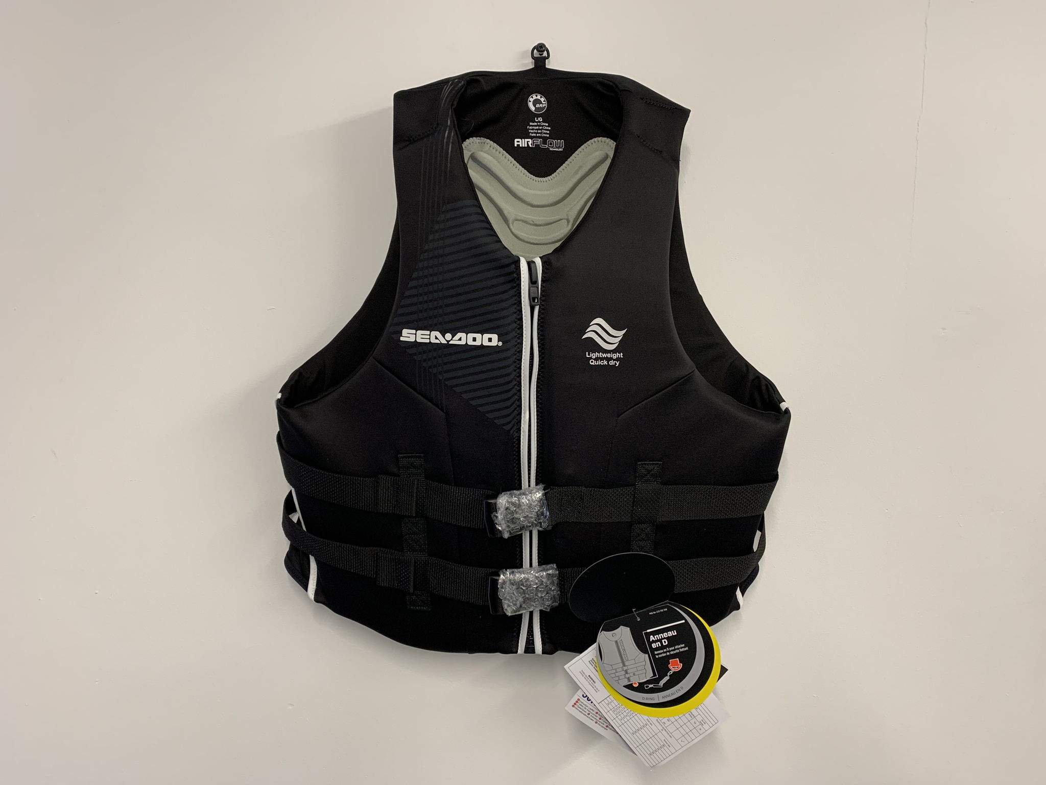 SEA DOO AIRFLOW LIFE JACKETS. 's featured image
