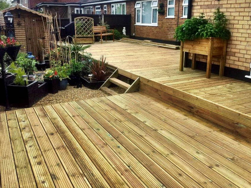 Bespoke Decking