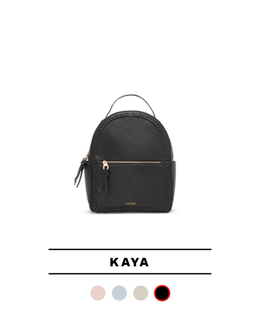 Kaya Backpack in Black