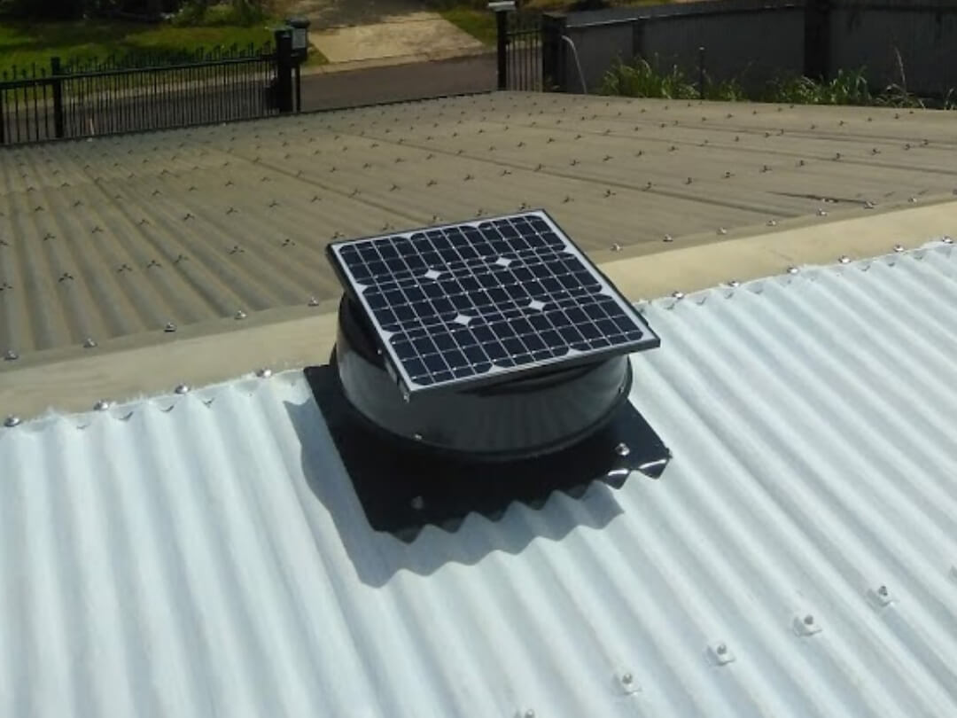 Save The Planet With Roof Ventilation