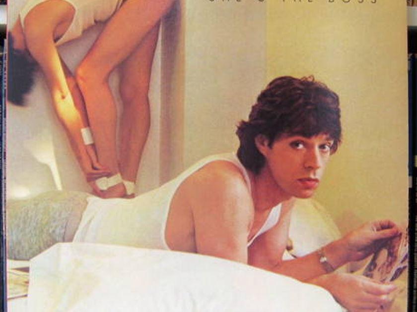 Mick Jagger - She's the Boss