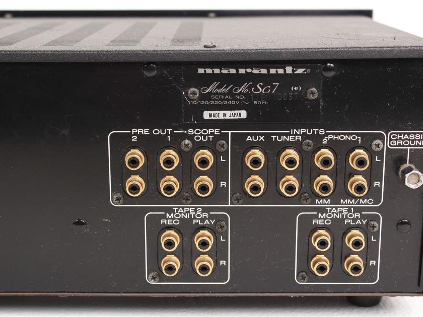 Marantz Esotec SC-7 Stereo Control Console Preamp SC7 SC9 SC-9