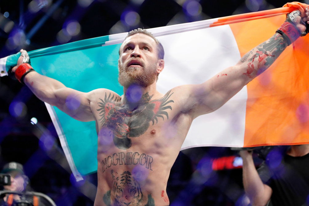Did Conor McGregor set new UFC record with Knockouts at three Weight Divisions?