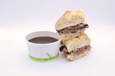 Big Star Sandwich Roast Beef,Demi-Glace Gravy