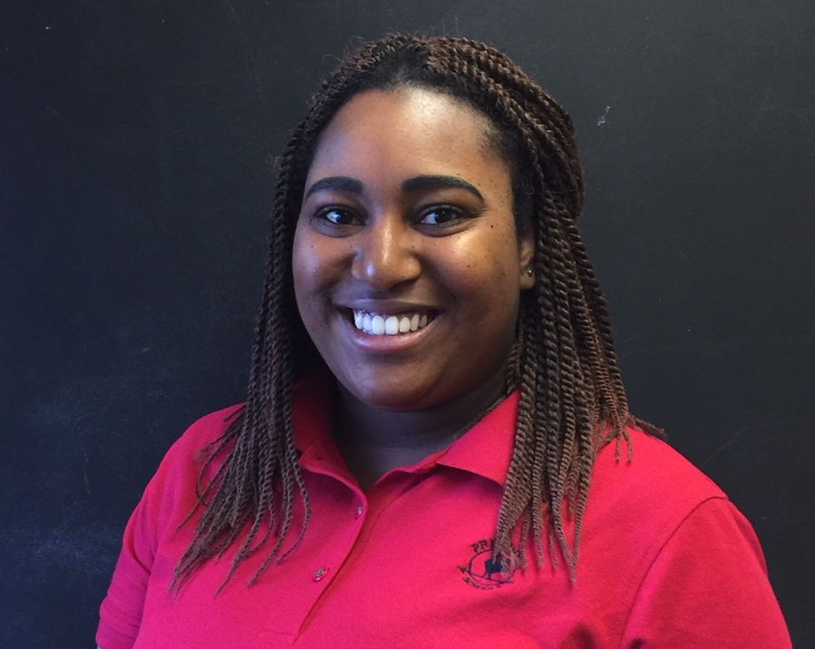 Ms. Symone Roberts , School Assistant