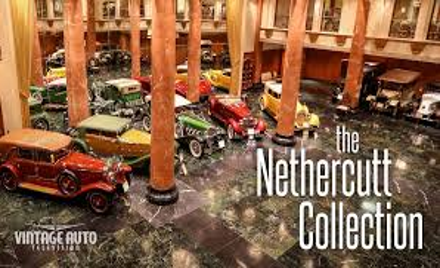 GPX Tour of the Nethercutt Collection