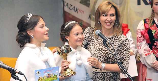 Конкурс «Ну, Артист! Дети» завершился на «КАЗАК FM» - Новости радио OnAir.ru