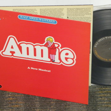 """Annie"" The Original Broadway Cast recording"