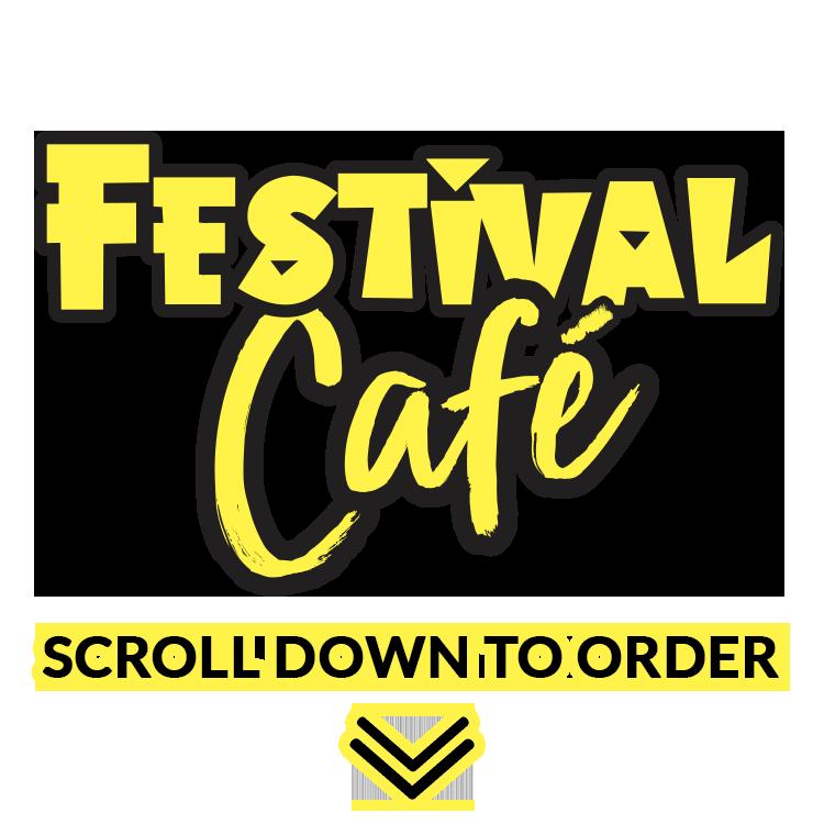 Logo - Festival Cafe