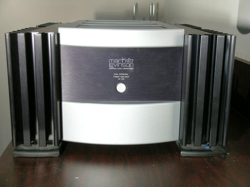 Levinson No. 335 250 w/ch power amp