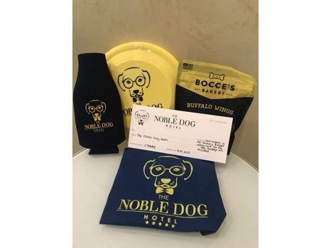 Nobel Dog Hotel Package