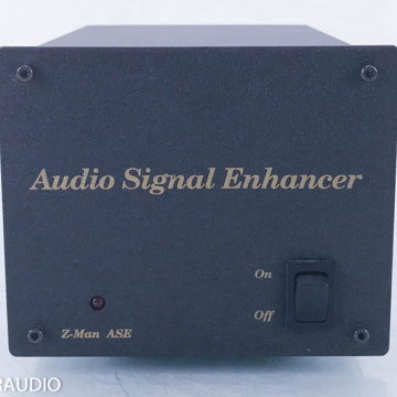 ASE Audio Signal Enhancer; Tube Buffer