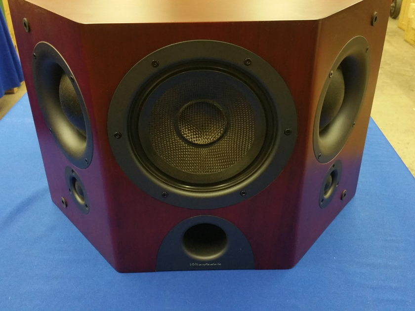 wharfedale opus 2 trisurround surround speakers full range audiogon. Black Bedroom Furniture Sets. Home Design Ideas