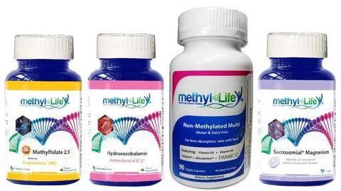 Supplement bundle for reducing homocysteine