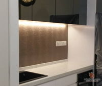 infinity-kitchen-renovation-contemporary-malaysia-selangor-dry-kitchen-wet-kitchen-interior-design