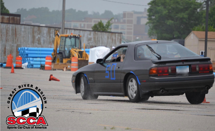 Great River Region Autocross Event #8