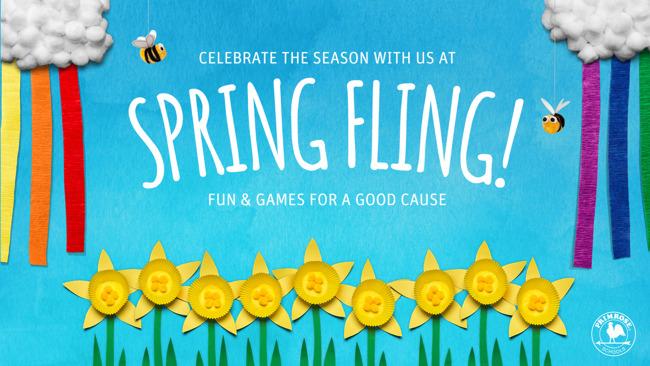 primrose, spring fling, primrose charity