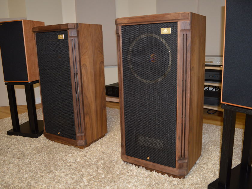 Tannoy Turnberry GR Limited Edition (Pair 67 of 150 Worldwide)