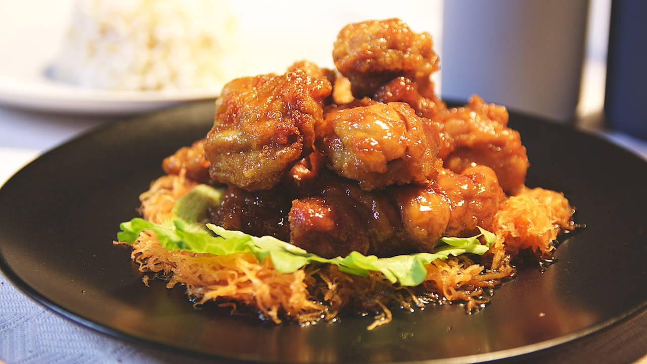Marmite Fried Chicken