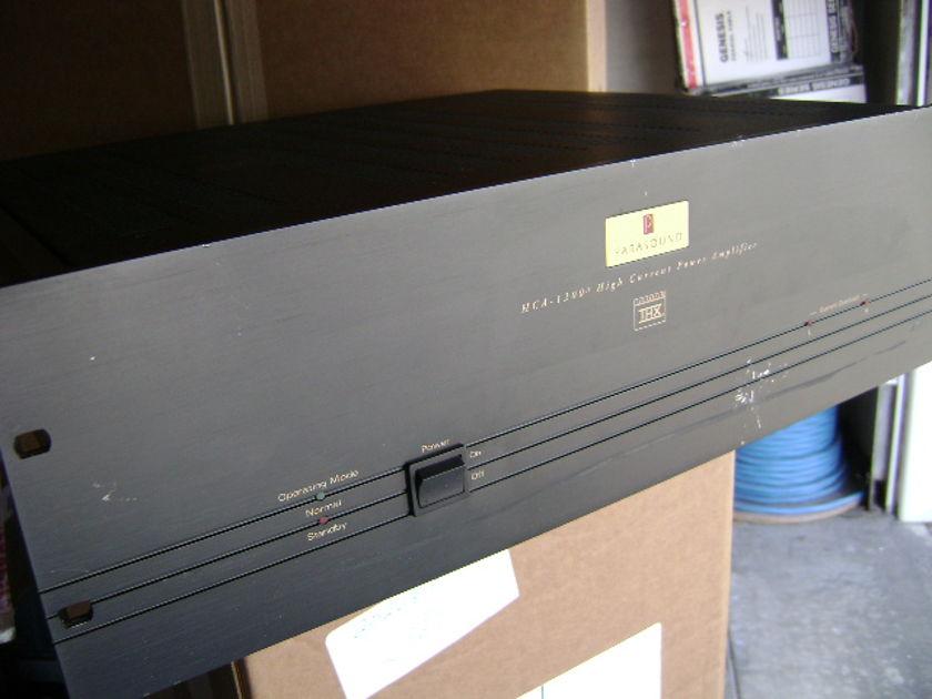 Parasound HCA-1200 II Amplifier