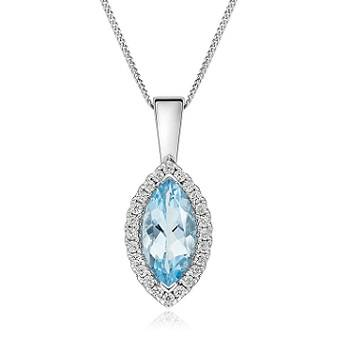 Diamond necklaces & pendants by Pobjoy Diamonds