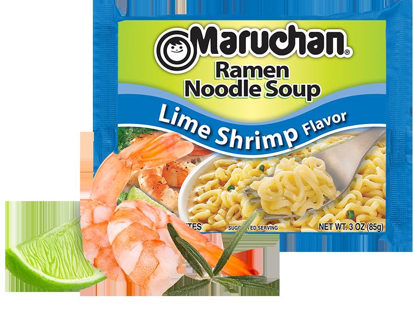 Lime Shrimp Flavor