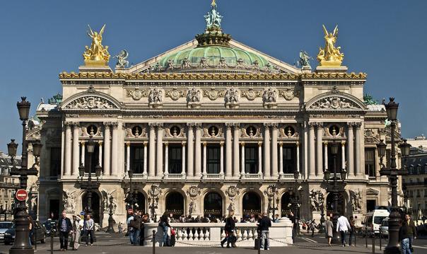 Шарм парижских пассажей