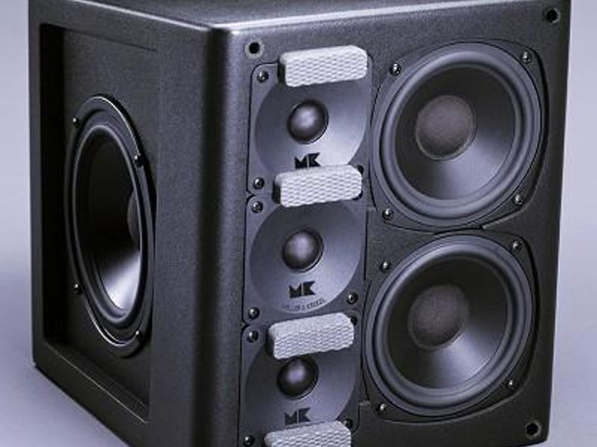 M&K S-250 THX Ultra 2   High ouput speakers LCR (3)