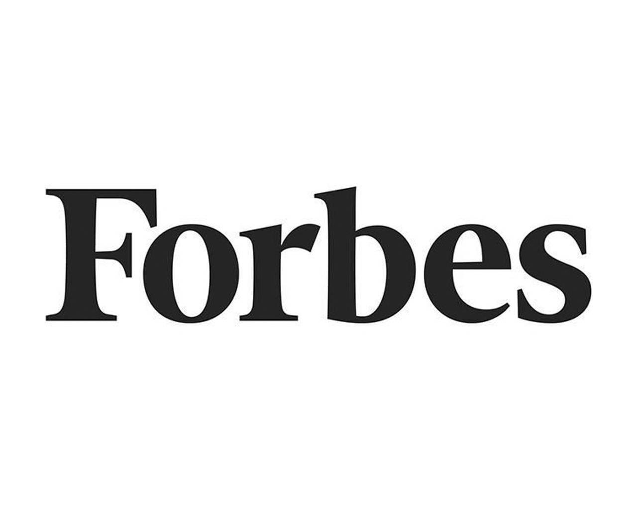 Forbes Magazine Article Logo