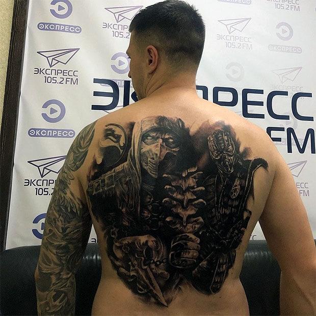 «Хотели вызывать медиков». На радио «Экспресс» подвели итоги тату-марафона - Новости радио OnAir.ru