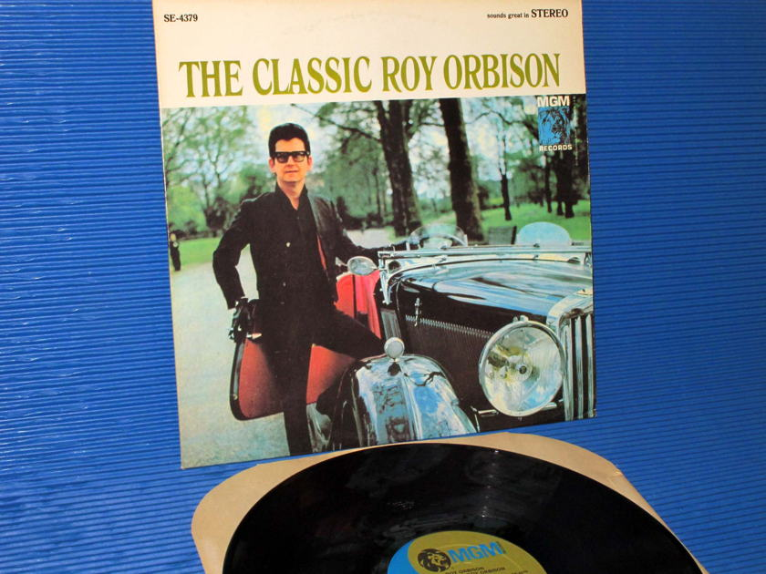 """ROY ORBISON -  - """"The Classic Roy Orbison"""" -  MGM 1970"""